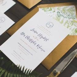 enveloppe mariage illustre