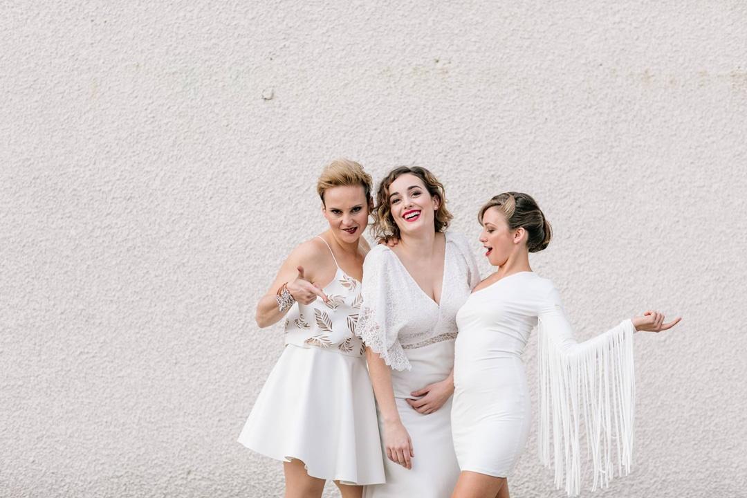 pimp ta noce robe de mariée cool