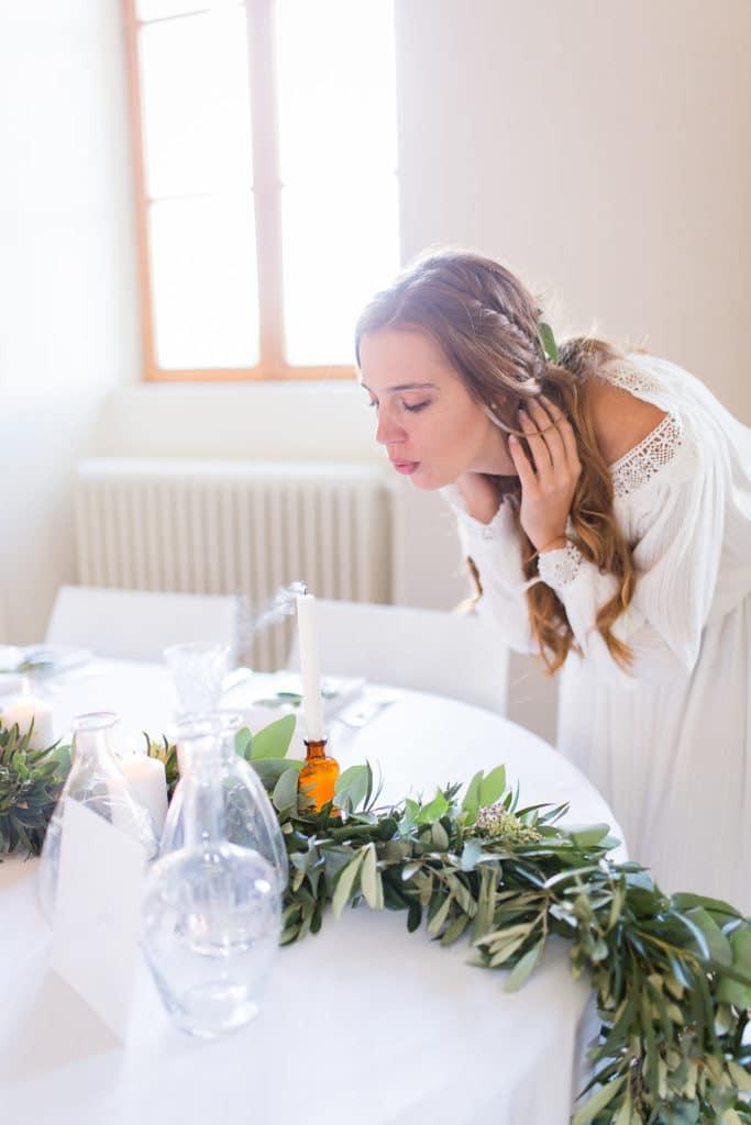 shooting inspiration mariage vert 2019