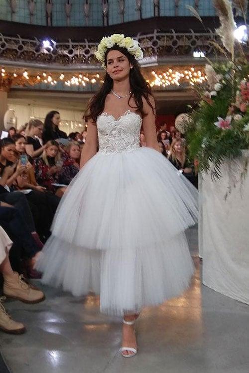 Naeem Khan défilé printemps mariage 2019