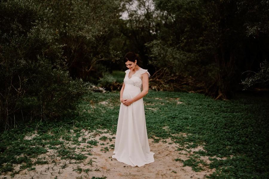 robe de mariee albane elodie groux 2019