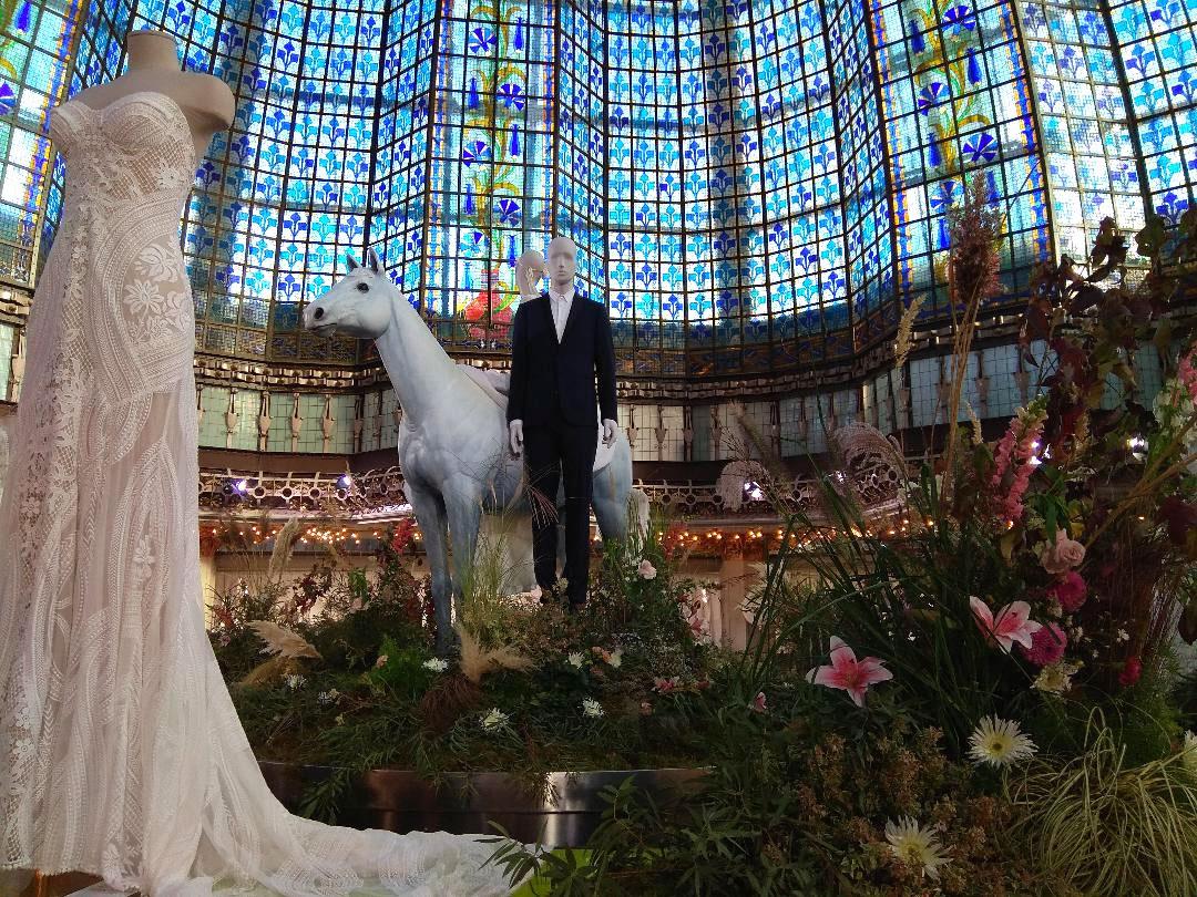 defile printemps mariage 2019