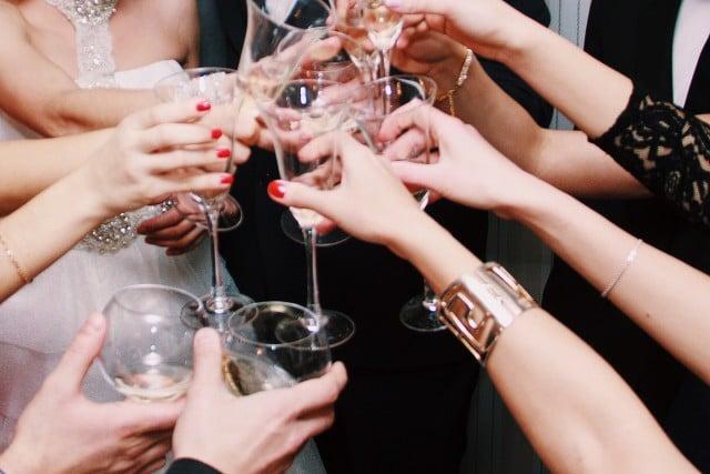 Quelle boisson et quelle quantité de champagne pour le vin dhonneur