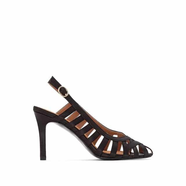 chaussure de marige noire elegante