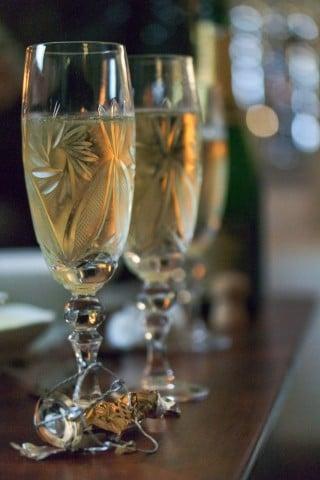 combien de bouteilles de champagne pour un mariage