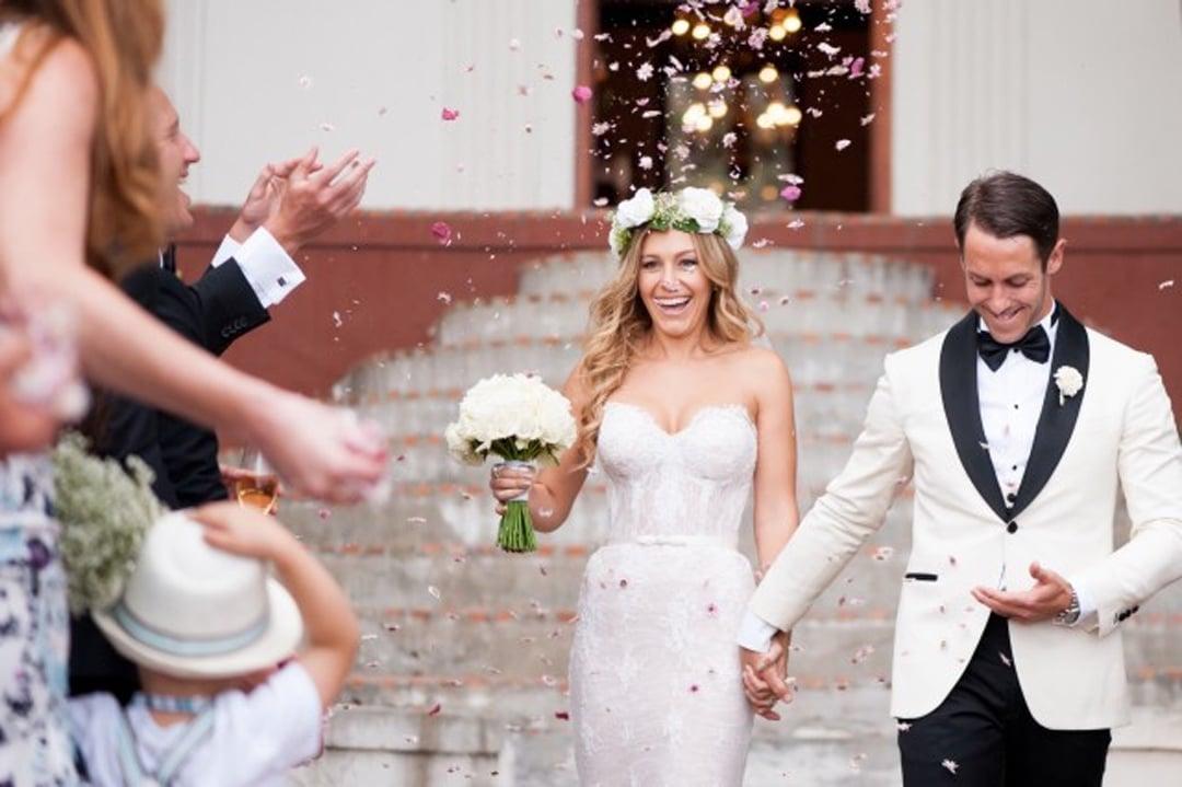 idees pour sortie d eglise mariage originale