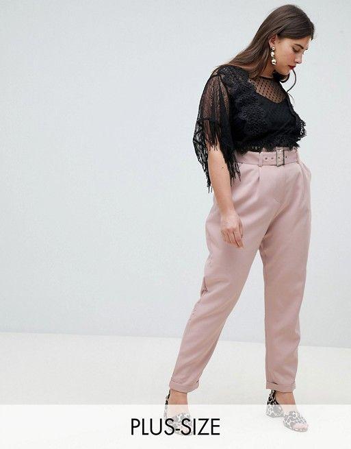 pantalon de mariage pour femme ronde
