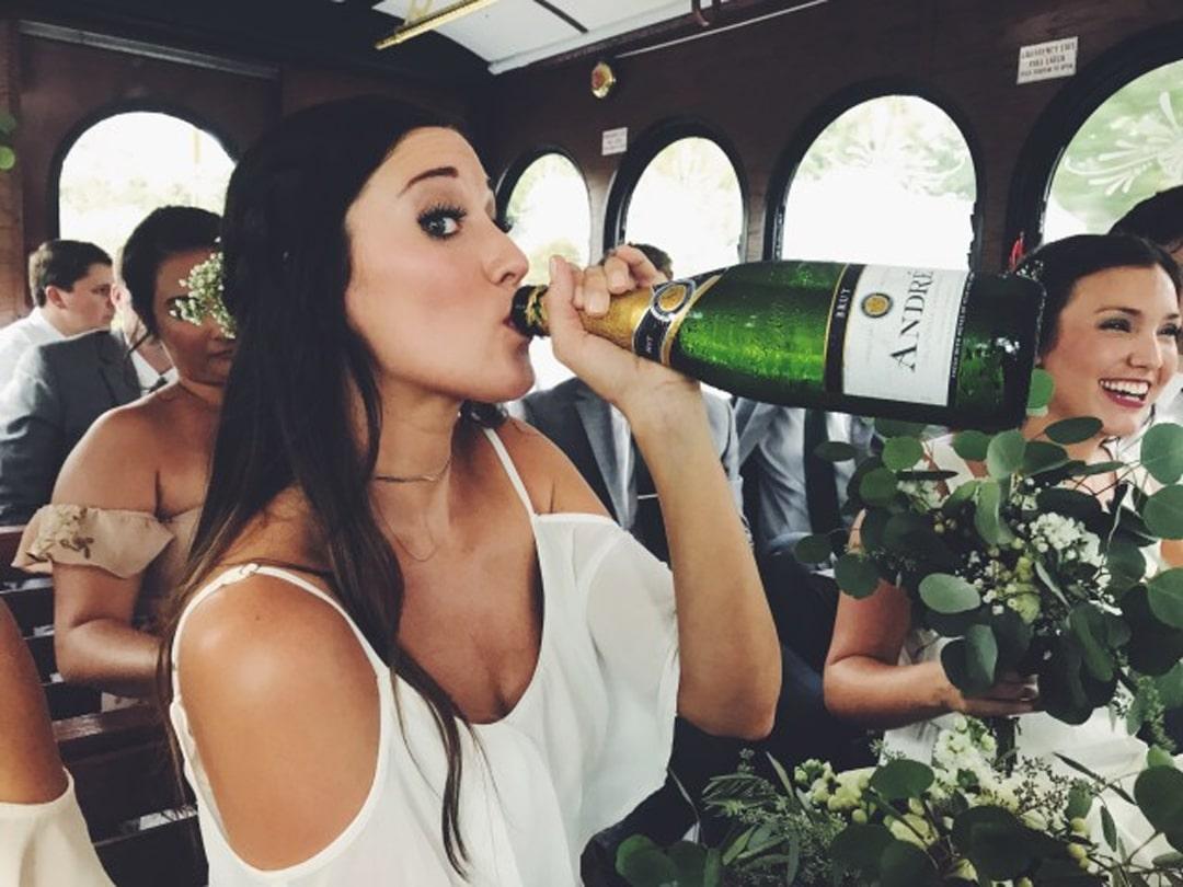 quelle boisson et quantité de bouteilles alcool et champagne pour un mariage