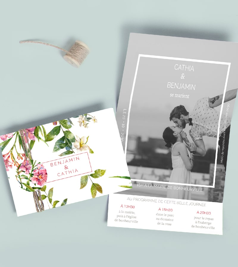 Papeterie-mariage-planet-cards