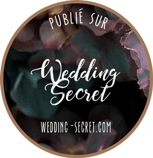 Recommandé par Wedding-Secret.com
