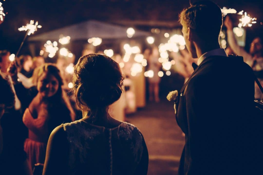 feu artifices mariage