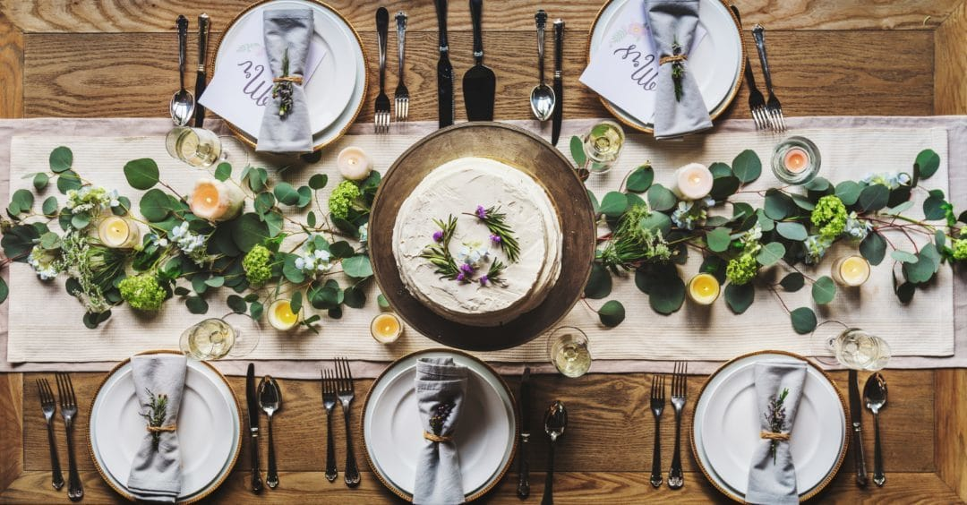 Table De Mariage Plan De Table Et Idees De Decoration