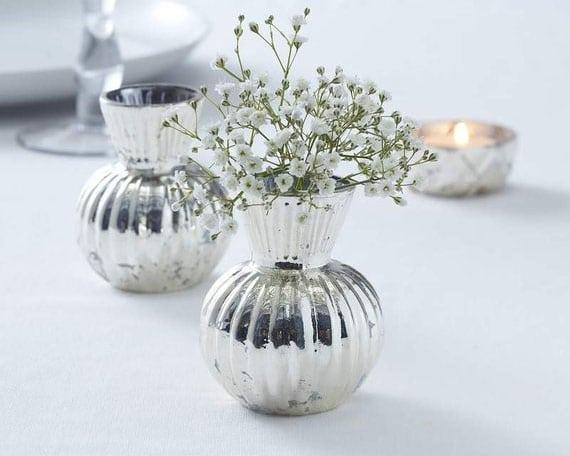 vase pour table de mariage