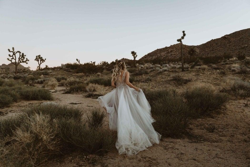 robe de mariee tendance et pas cher