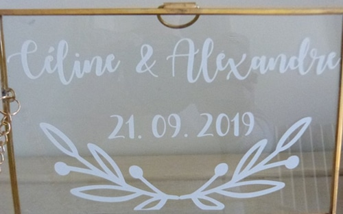 stickers-urne-mariage