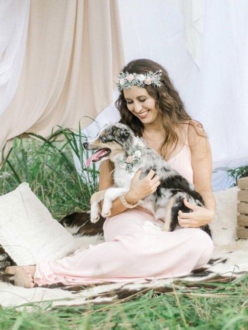 collier-fleuri-chien-mariage-3