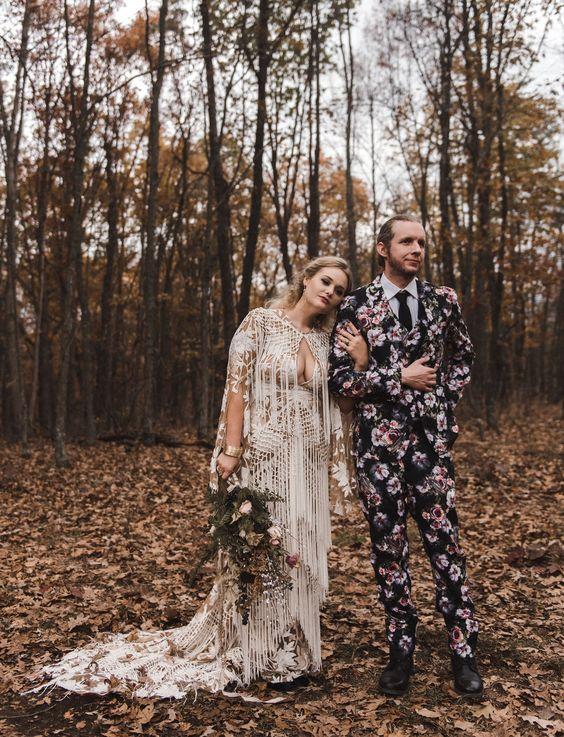 costume de marie a fleurs 2