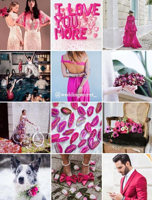 mariage-rose-tendance-mariage-2020