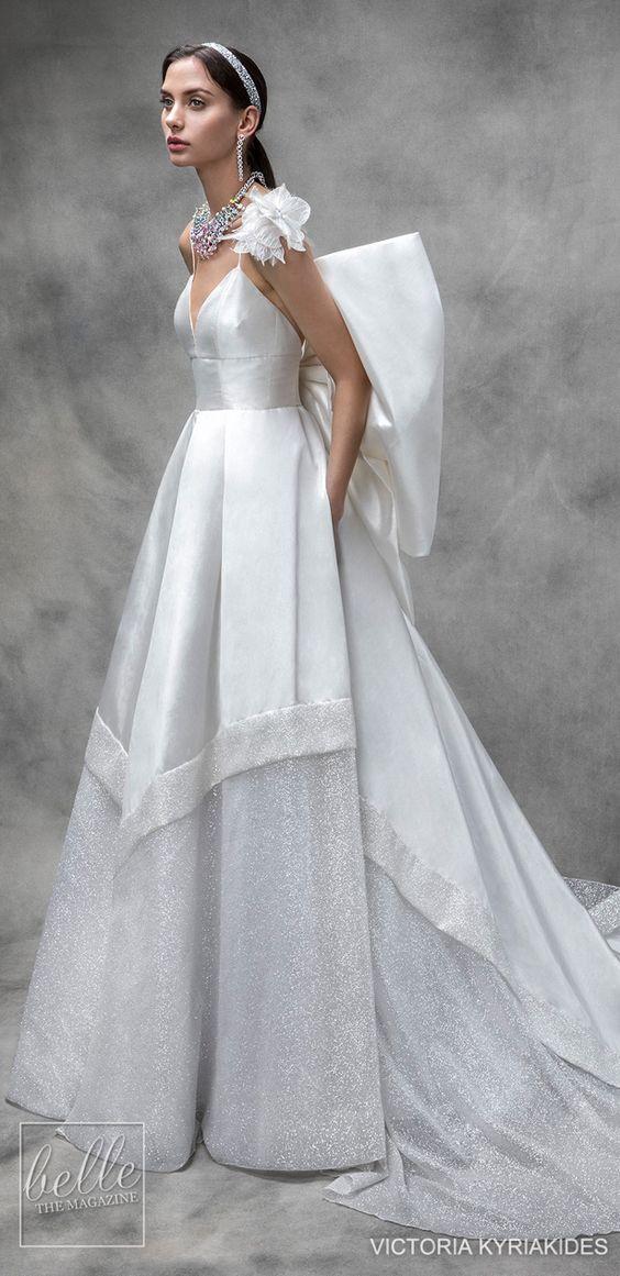 robe de mariee victoria Kyriakides