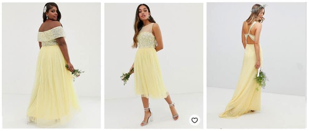 tenue-mariage-ete-jaune