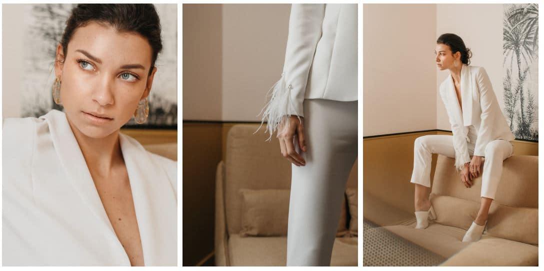 pantalon de mariage elisa ness