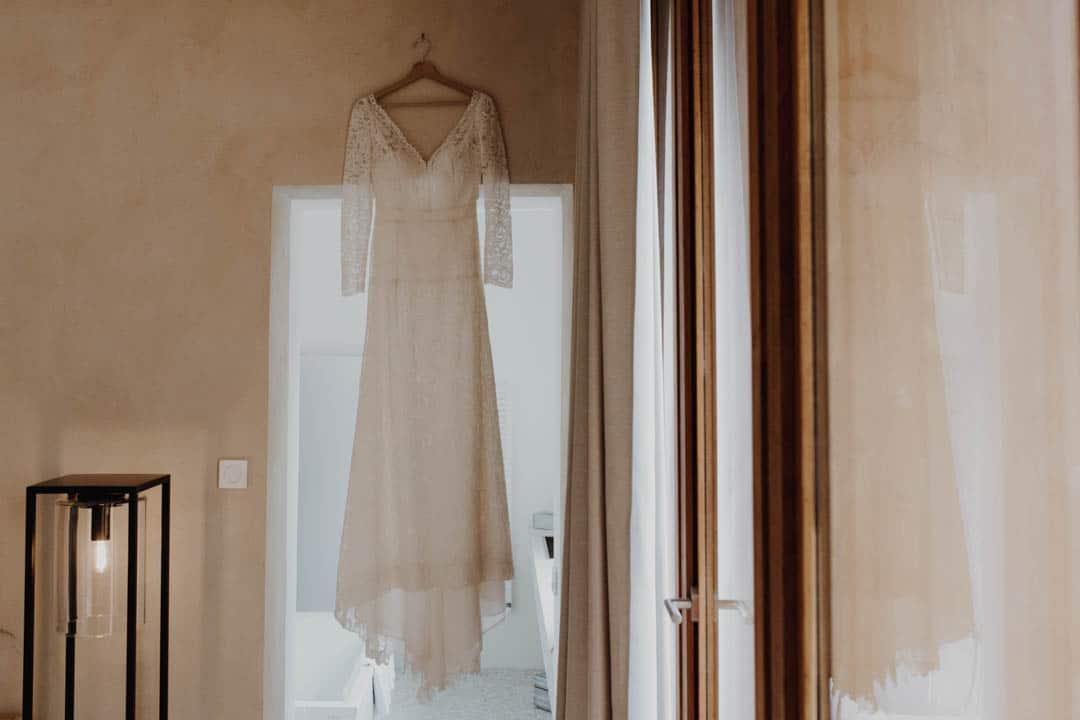 Mariage colorado robe