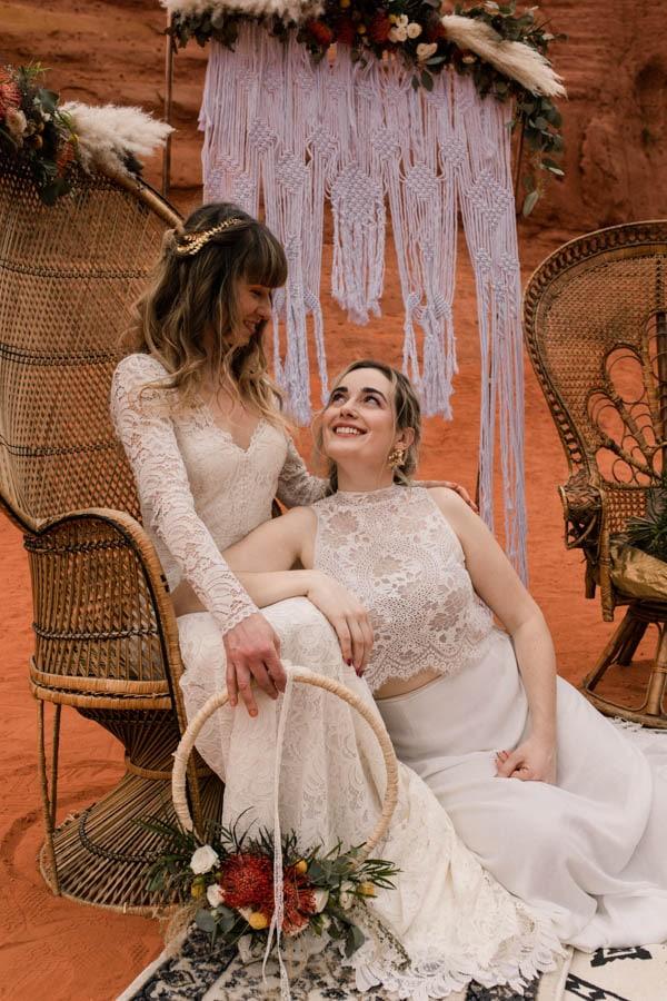 couple mariage inspiration colorado