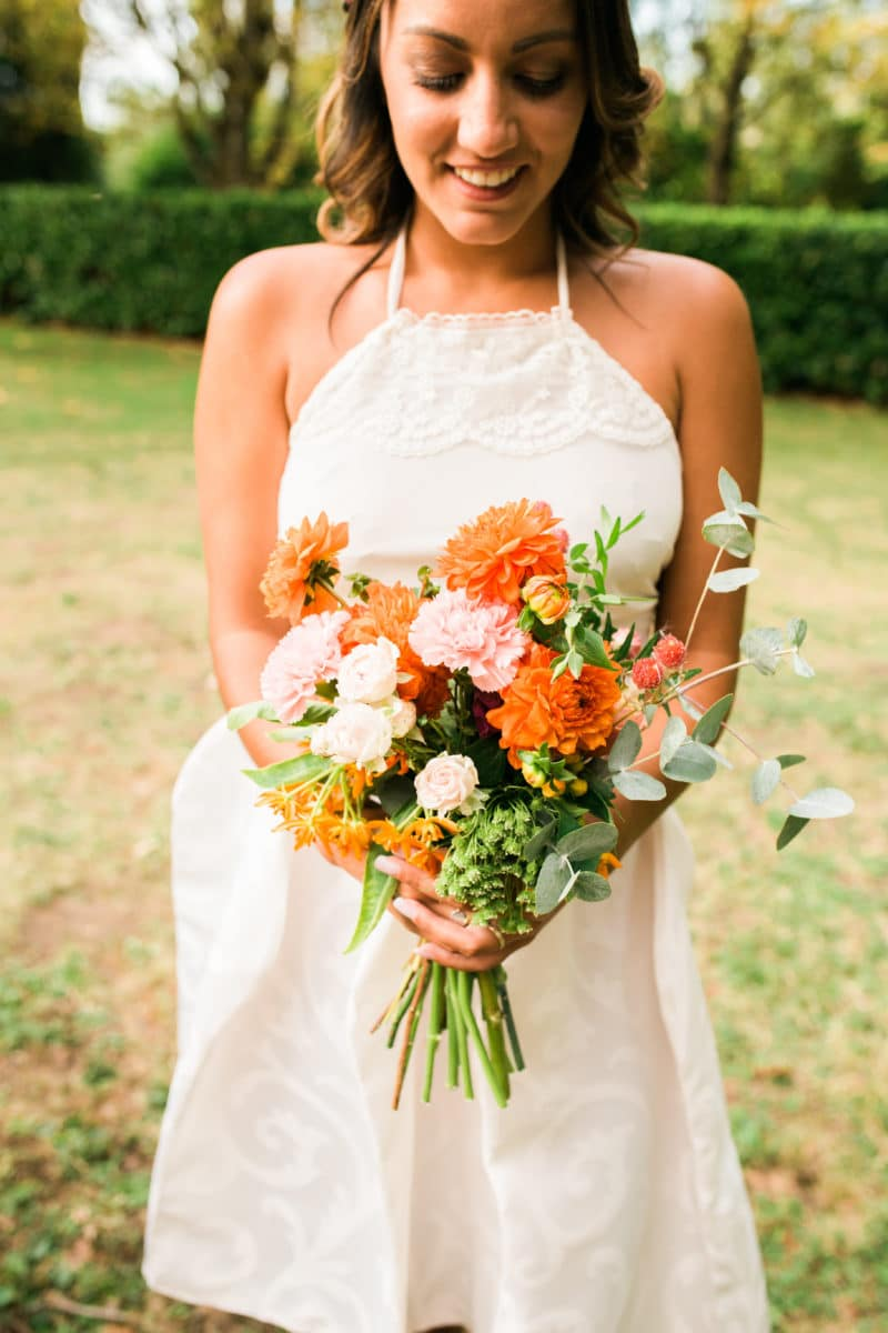 mariee-bouquet