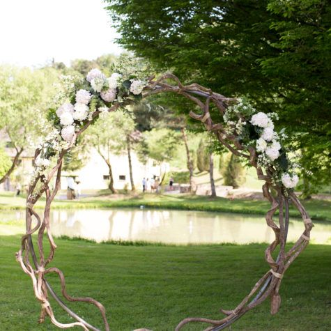 Arche mariage: les plus belles idées d'arches pour sa déco de mariage