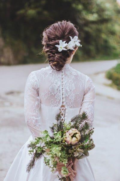 Robe de mariée princesse : comment la porter ? Conseils et idées