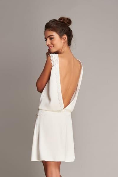 robe-mariée-courte-bohème