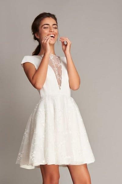 robe-courte-mariée