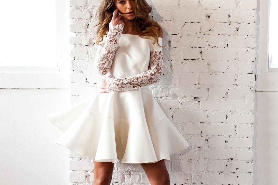 Robe de mariée courte : comment la choisir?