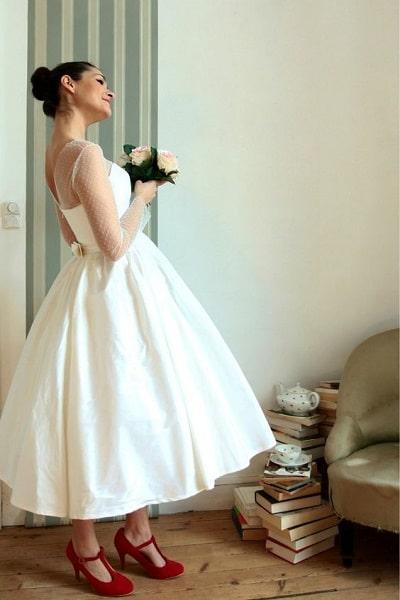 vintage-robe-mariée