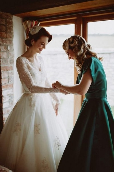 robe-mariée-rétro-vintage