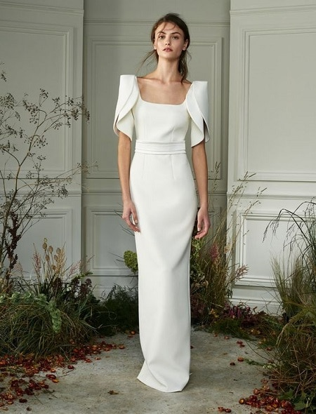 robe-mariée-simple-originale
