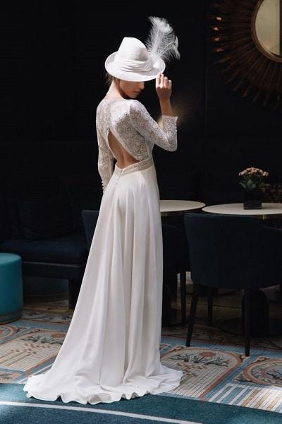 robe-dos-nu-mariée