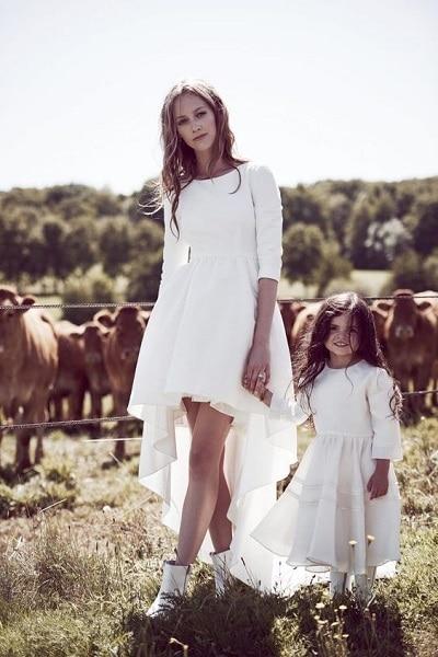 robe-mariée-asymétrique
