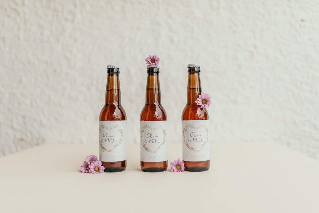 Petit Mariage entre Amis sort sa bière personnalisée et son décapsuleur assorti !