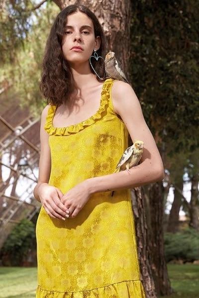 robe-jaune-citron