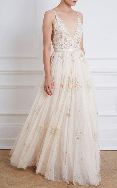 robe-mariée-fleurs