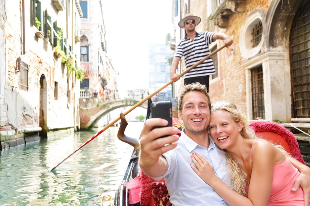 lune de miel Venise