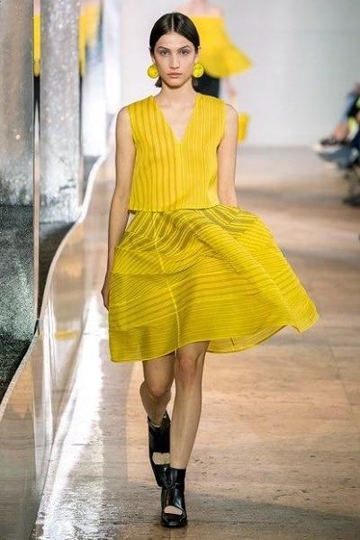 robe-jaune-citron-pâle