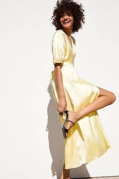 robe-jaune-pâle