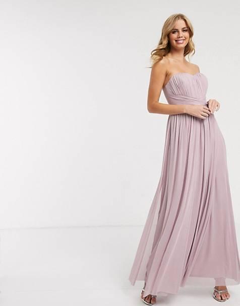 robe-bustier-longue