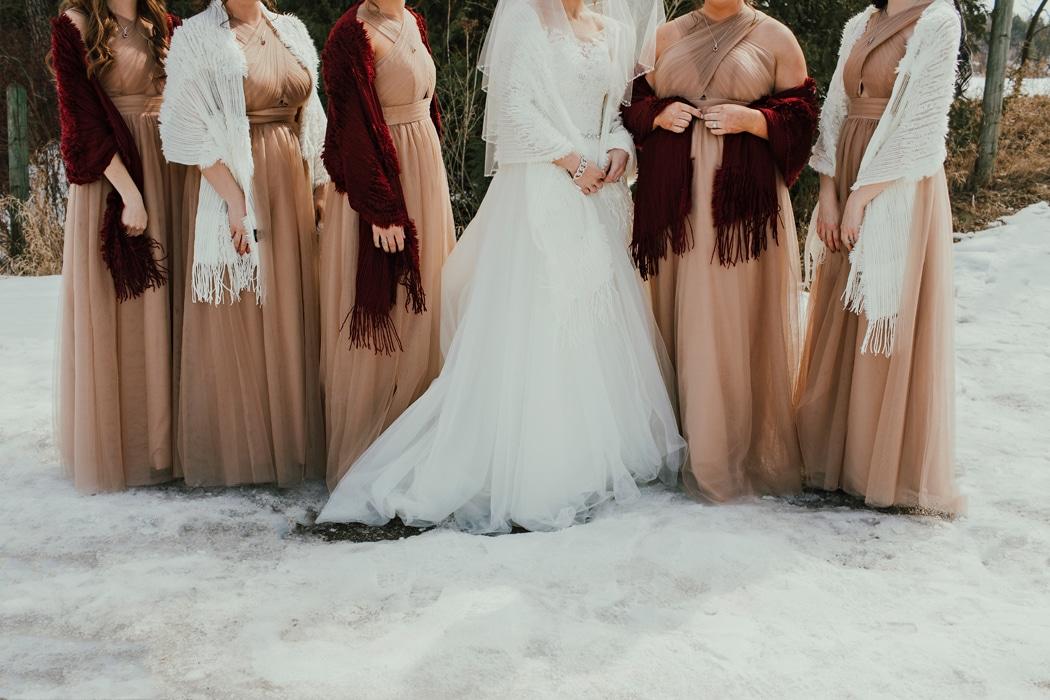 organiser un mariage en hiver