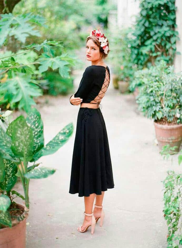 porter du noir à un mariage interdit ou permis