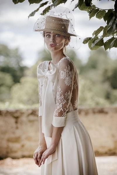 chapeau-mariée