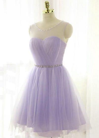 robe lilas mariage