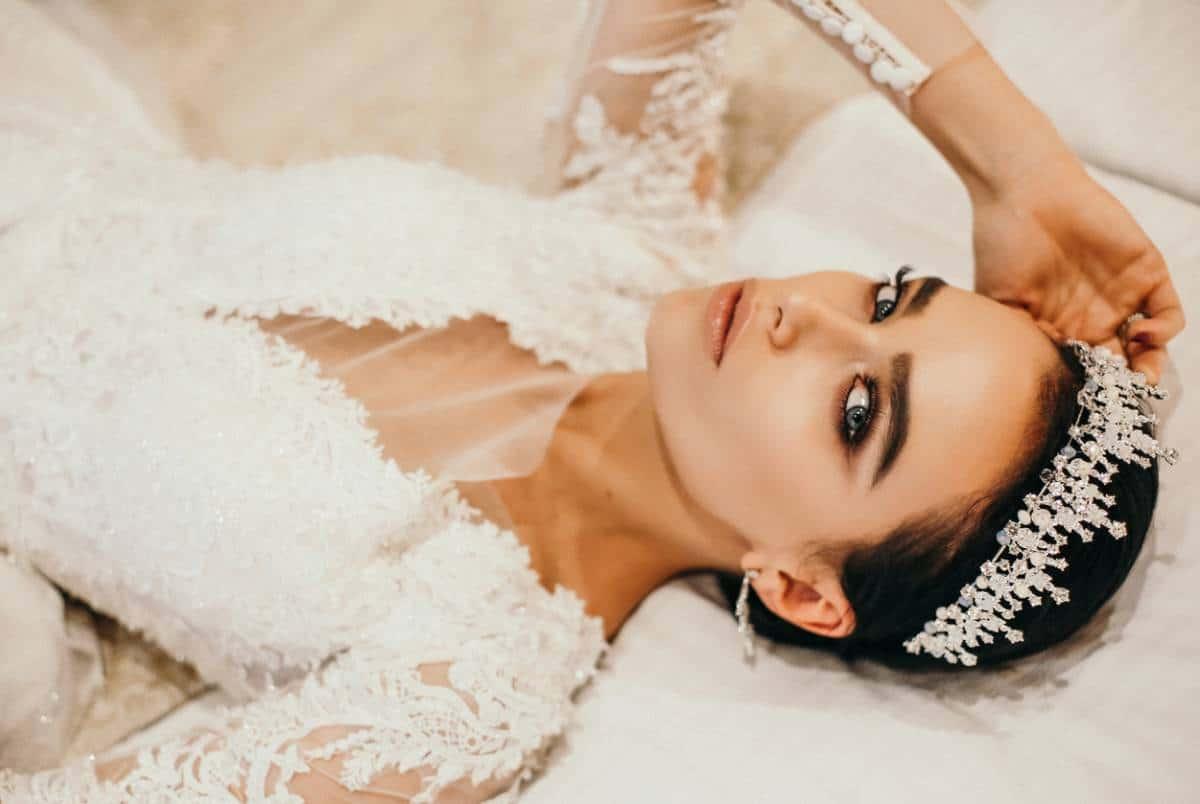 comment faire un maquillage de mariage soi même